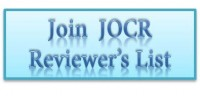 Join us as Reviewer