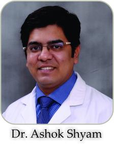 Dr Ashok Shyam